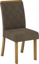 Conjunto de 02 Cadeiras Vita Para Sala de Jantar