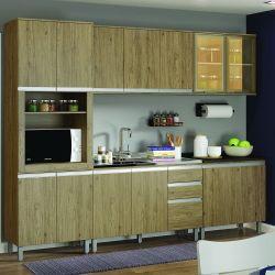 Conjunto Cozinha Modulada Integra 6pçs