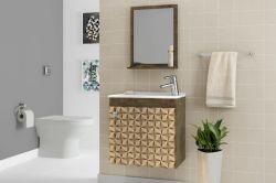 Conjunto 3pçs Banheiro Siena