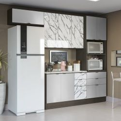 Conjunto Cozinha Nox 4pçs - Kappesberg