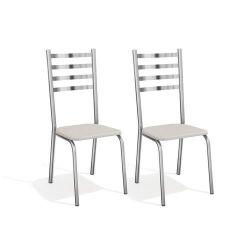 Kit 2 Cadeiras Alemanha 2C086 - Kit 2 Cadeiras Alemanha 2C086 - Kappesberg