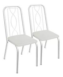 Kit 2 Cadeiras Viena 2C072 - Kappesberg