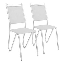 Kit 2 Cadeiras Londres 2C056 - Kappesberg