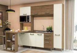 Bancada Para Kit Cozinha Compacta E781 - Kappesberg