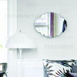 Espelho decorativo em acrílico - 35x27cm