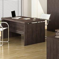 Mesa Secretária Robusta 1,22m com Entrada USB 3122 Office Kappesberg