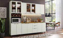 Cozinha Modulada 06 Peças - Essência