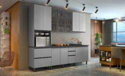 Cozinha Modulada  06 Peças 100% MDF - Belize