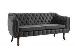 SOFA CHESTERFIELD 3 LUGARES