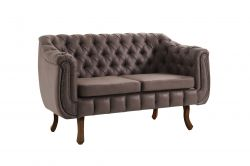 SOFA CHESTERFIELD 2 LUGARES