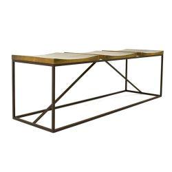 Banco 3 Lugares Lumber Art