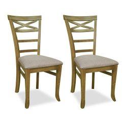Cadeira Valencia - kit 2  cadeiras