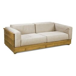 Ambar Sofa 3 Lugares 2400 Mm