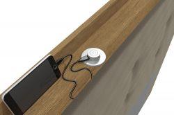 Cabeceira Para Box Com USB H293 - Kappesberg