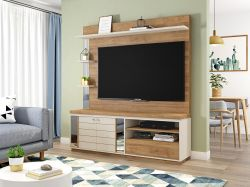HOME THEATER ÁTRIO BURITI OFF WHITE CAEMMUN