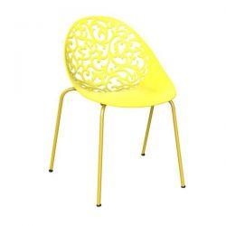 Cadeira Fiorita Amarelo I