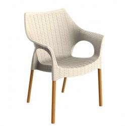 Cadeira Relic Wood Marzipan I