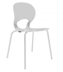 Cadeira Eclipse Branco I