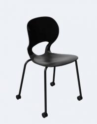 Cadeira Eclipse Office Preto I