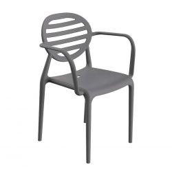 Cadeira Stripe Braço Konkret I