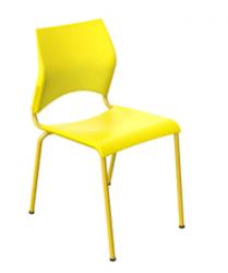 Cadeira Paladio Amarelo I