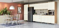 Cozinha Modulada Lótus 8pçs  - Kappesberg