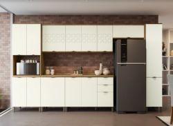 Cozinha  Modulada Lótus 7pçs  - Kappesberg