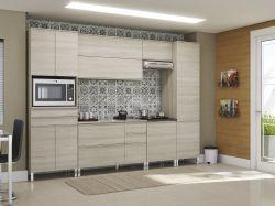Cozinha  Modulada Versatti 6pçs  - Kappesberg