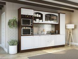 Cozinha  Modulada Provenzza 6pçs   - Kappesberg