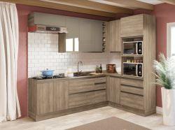 Cozinha de Canto Modulada MAXXI 7pçs   - Kappesberg