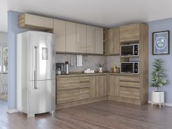 Cozinha de canto Modulada MAXXI 8 pçs   - Kappesberg