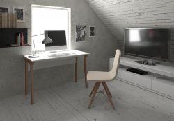 Escrivaninha Office Fit Móveis Rudnick